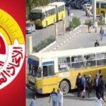 بعد تعهد الوزير بتطبيق محاضر الجلسات : جامعة النقل تلغي الوقفات الاحتجاجية