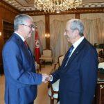 في أول نشاط له بعد نتائج الانتخابات الرئاسية: الزبيدي يلتقي برئيس الجمهورية