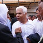 الصافي سعيد : أتعهد بتوزيع أراضي الدولة على الشعب