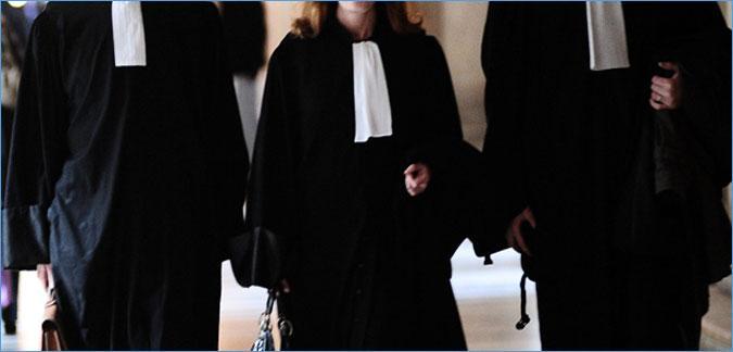 محامون من المغرب يتضامنون مع هيئة الدفاع عن الشهيدين بلعيد والبراهمي