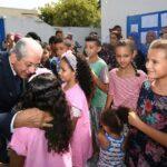 الناصر يفتتح السنة الدراسية بمدرسة حي محمد علي بقرطاج