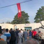 صور: طوابير من الناخبين أمام مراكز الاقتراع