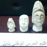 نابل: حجز 3 تماثيل أثريةواحالتها إلى معهد التراث
