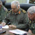 جيش حفتر : مقتل 3 قادة عسكريين بارزين في قصف تركي جنوب طرابلس