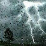 طقس اليوم: خلايا رعدية وأمطار متفرقة