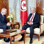 في لقائه بمرجان: الناصر يدعو لضمان مشاركة مكثفة للناخبين