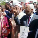 راشد الغنوشي : تونس تخرّجت ديمقراطيا والانتخابات انتصرت للثورة