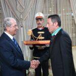 منح الصنف الثاني من وسام الجمهورية لإطارات عليا من قوات الأمن الداخلي