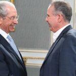 """في خضمّ مشاورات """"الانسحابات"""": لقاء بين محمد الناصر والطبوبي"""