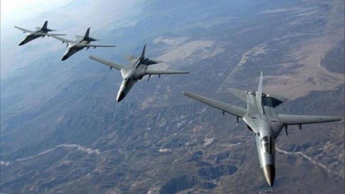 مقتل 8 دواعش في غارة أمريكية جنوب ليبيا