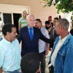 قيس سعيد: على رئيس الجمهورية اطلاق يد المسؤولين في الجهات