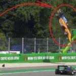نجاة سائق فورمولا بأعجوبة من حادث مروّع