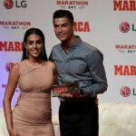 رونالدو: الزواج من جورجينا حلم والدتي