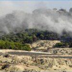 الجيش يُطلق عمليات قصف مدفعي عنيف بجبال القصرين