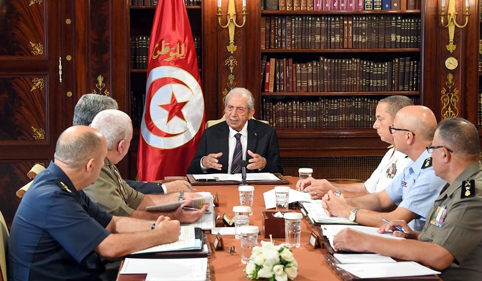 الانتخابات على طاولة اجتماع المجلس الأعلى للجيوش