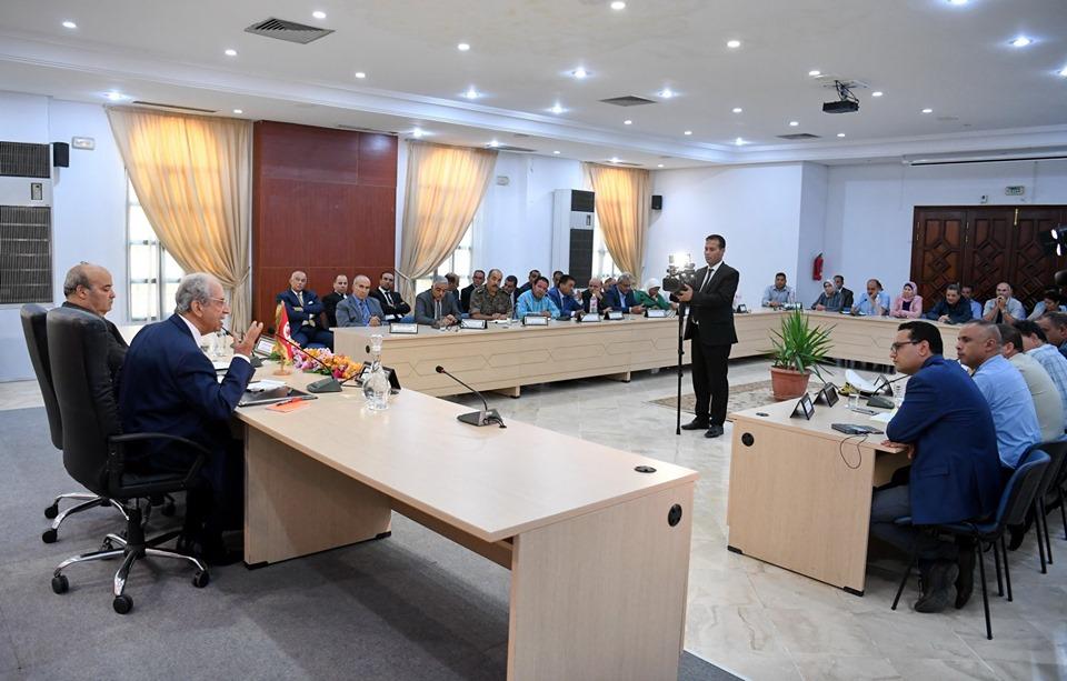 في زيارته لأريانة : الناصر يدعو لاتخاذ احتياطات لنجدة المواطنين
