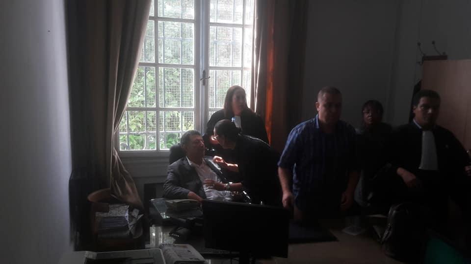 وزارة الداخلية : اخراج المحامين من مكتب وكيل الجمهورية تمّ بتعليمات