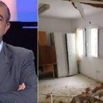 فيديو/ نقابة أعوان بلدية الكرم تتهم رئيس البلدية بهدم جزء من مقرها