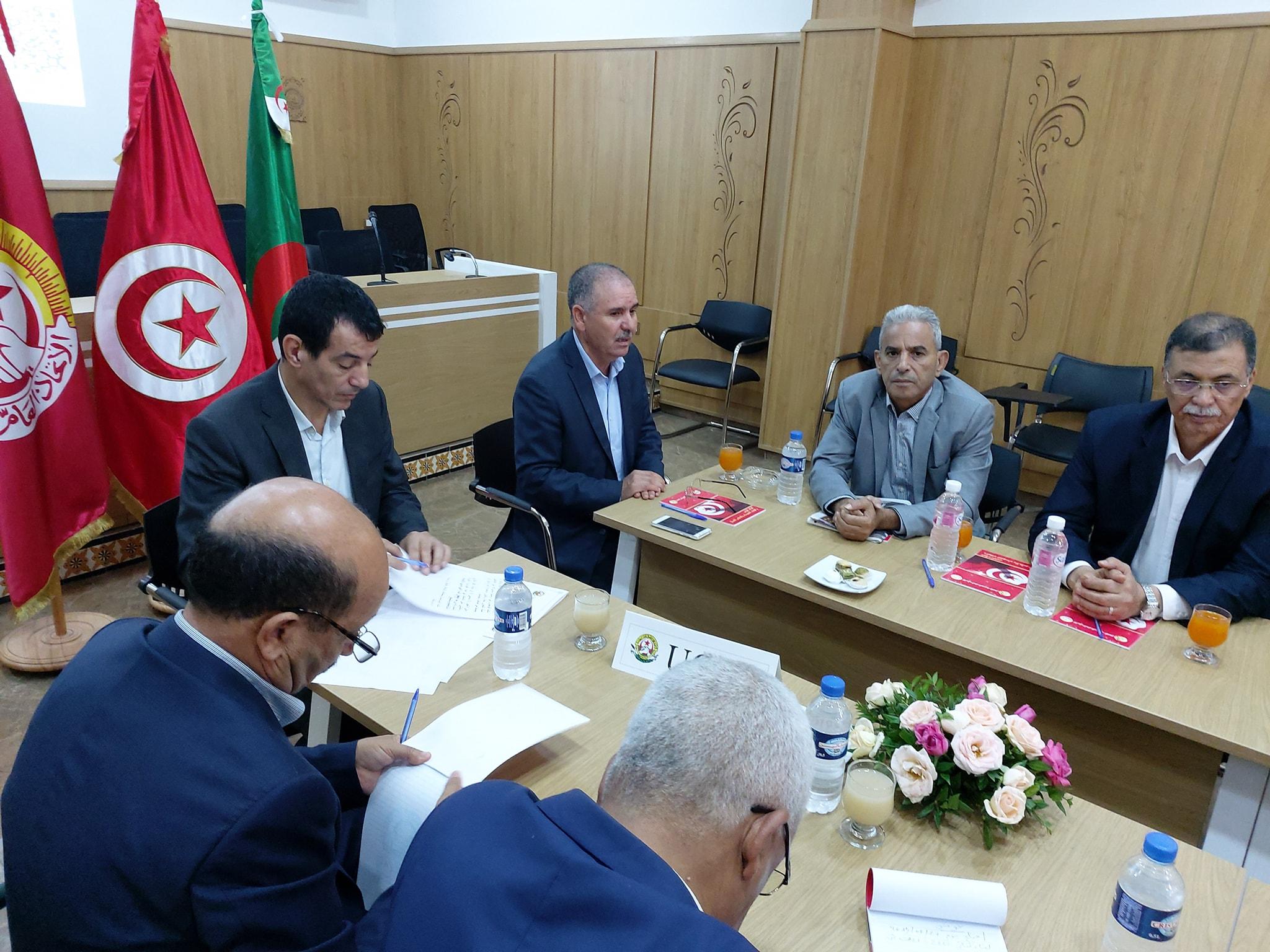 الطبوبي: تونس هي ظهر الجزائر ..والجزائر هي ظهر تونس