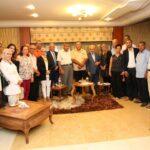 الغنوشي يتعهد بتحويل تونس لمركز استشفائي عالمي وايقاف هجرة الكفاءات