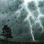 الليلة: أمطار غزيرة تصل لـ90 مليمترا ..تساقط البرد ..صواعق ورياح قوية