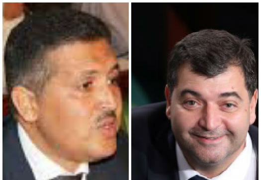 """نعته بـ""""وزير الغلبة"""": الدايمي يتّهم روني الطرابلسي بالتسبّب في كارثة وطنية"""