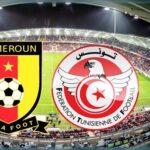 ودّ بين المنتخب التونسي وأسود الكاميرون