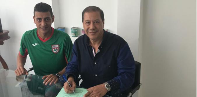 مهاجم جديد في الملعب التونسي
