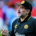 مارادونا يعود إلى عالم التدريب