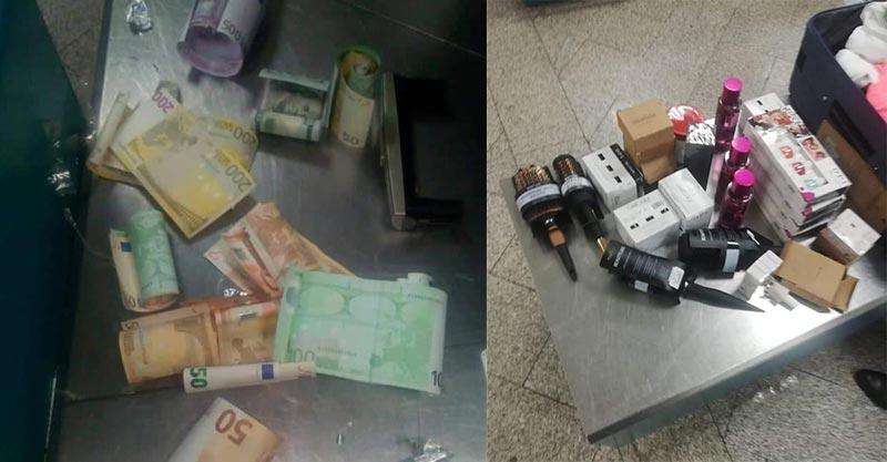 """مطار تونس قرطاج: إحباط محاولات تهريب عملة أجنبية و أقراص""""فياغرا"""""""