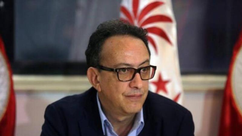 """حافظ : """"وجوه الغدر كشّرت عن أنيابها.. وآلة حكومة الشاهد تشنّ حملة قذرة لتصفيتي والنداء"""""""