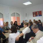 المكتب السياسي لحزب البديل يرفض بالاجماع انسحاب مهدي جمعة