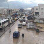 أريانة: الأمطار تُغرق المنازل والمحلات والطرقات (صور /فيديو)