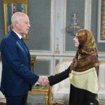 """رئيس الجمهورية يلتقي مُمَثلَين عن قائمة """"أمل وعمل"""" المستقلّة"""