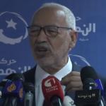 بعد رفضه القاطع التحالف مع حزب القروي: الغنوشي يُعلن انفتاح حزبه على الجميع للحكم