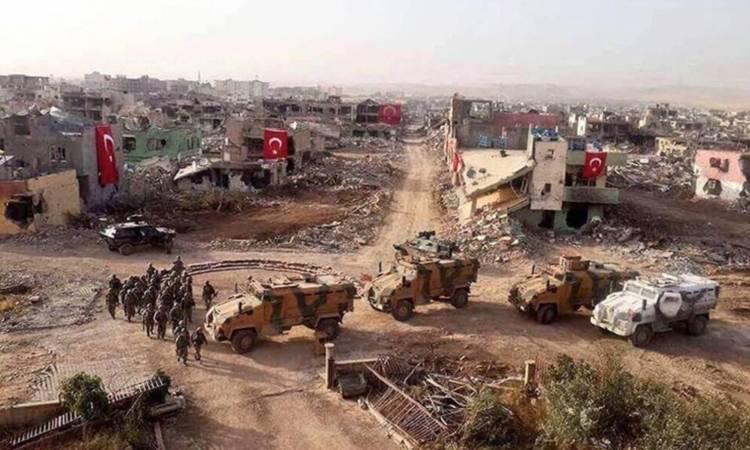 منظمة العفو الدولية تتّهم تركيا بارتكاب جرائم حرب في سوريا