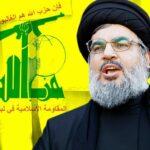 حسن نصر الله يُحذّر : الاحتجاجات قد تدفع لبنان للانهيار ولحرب أهلية