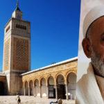 إخراج حسين العبيدي من فضاء تابع لجامع الزيتونة بالقوة العامة