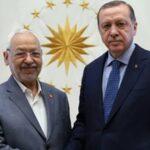 لقاء بين أردوغان والغنوشي في اسطنبول