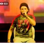 غنّى فقط يوم فاز الباجي : كافون يختتم حملة نبيل القروي ( فيديو)