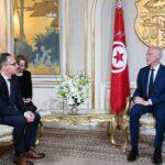 في لقاء سعيد بوزير خارجية ألمانيا: غاب الجهيناوي وحضر سفير تونس بإيران  !!