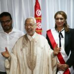 سعاد عبد الرحيم وظفت بلدية تونس لتنظيم لقاء الغنوشي بفنانين