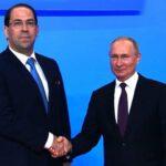 """بوتين:"""" تونس حقّقتانجازات تجاوزت الربيع العربي"""""""