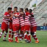 النادي الافريقي يفوز ودّيا على مستقبل سليمان