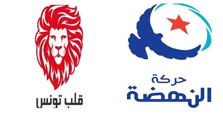 النتائج الحينية: النهضة الأولى بـ25 دائرة انتخابية