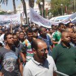 بعد اتحاد الأعراف : اتحاد الشغل بقابس يدعو لوقفات احتجاجية ويوم غضب