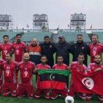 إشادة ليبية بلفتة المنتخب التونسي في مونديال الميني فوت