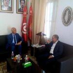 اتحاد الشغل ينشر رسالة الطبوبي لرئيس تونس الجديد