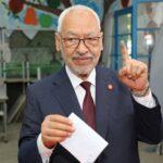 الغنوشي : اليوم يوم عظيم تختم به تونس مسارها الديمقراطي