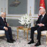 قيس سعيد يُطالب الغنوشي باعتماد الكفاءة في تشكيل الحكومة